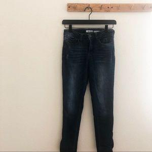 Mudd Skinny Zipper Leg Jeans